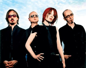 Garbage - Big Bright World